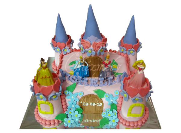 Disney Princess Castle 2