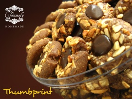 Chocolate Thumbprint